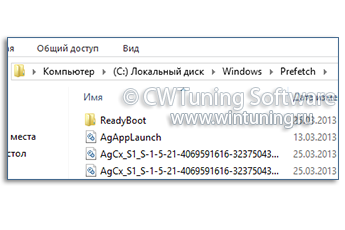 Отключить Windows Prefetcher - Данная настройка подходит для Windows 8