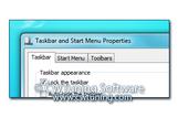 WinTuning 8: Программа для настройки и оптимизации Windows 7 / 10 / 8 - Запретить изменение параметров панели задач