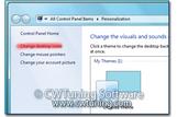 WinTuning 8: Программа для настройки и оптимизации Windows 7 / 10 / 8 - Скрыть ссылку «Изменить значки рабочего стола»