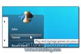 WinTuning 8: Программа для настройки и оптимизации Windows 7 / 10 / 8 - Удалить пункт «Игры»
